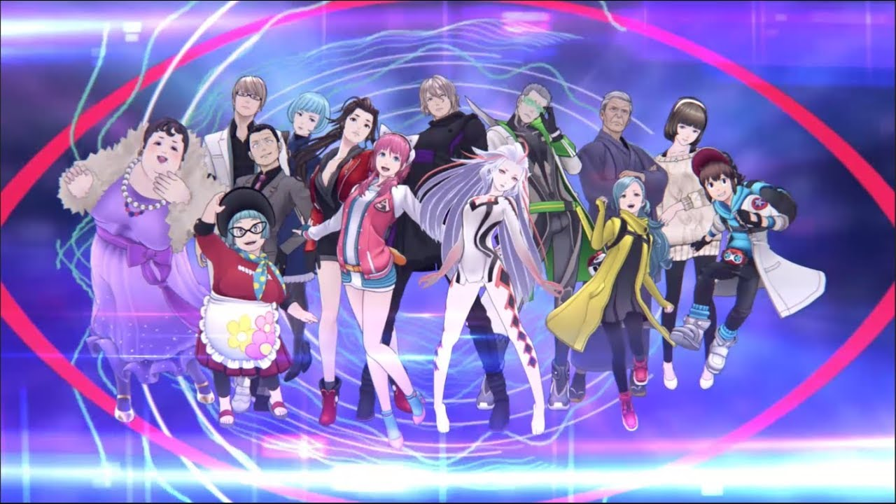 Image result for ai the somnium files characters