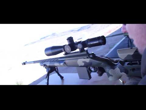 For Snipers & Precision Shooters: Schmidt & Bender Innovations