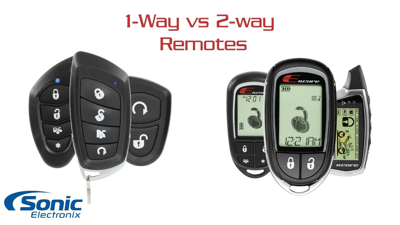 Aftermarket Remote Start And Car Alarms