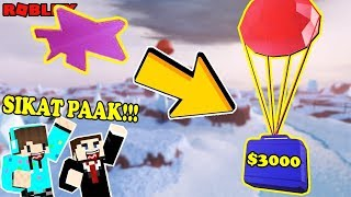 NUEVO AÑO INSTEAD DE HUNTING THE TREASURE OF THE SKY CON TEGUH SUGIANTO EN ROBLOX!!!