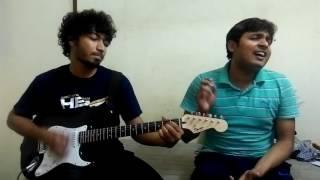 Abhi Na Jao Chhod Kar Guitar Cover