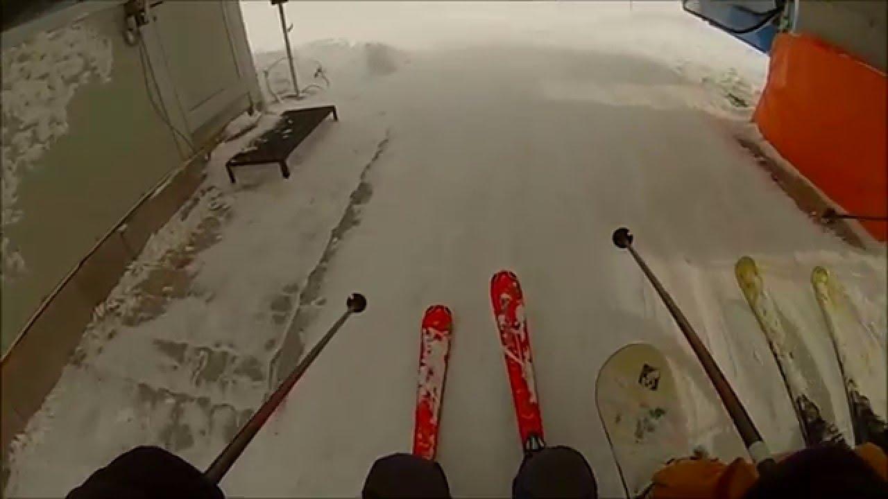 Gopro skiing andalo 12/02/2016