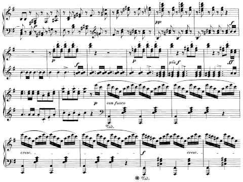 [Cziffra György] Mendelssohn: Scherzo Op.16