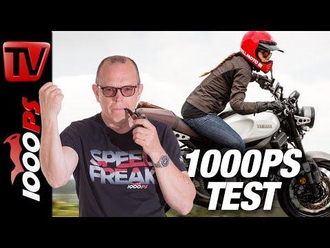 Yamaha XSR900 Test - Retrobike 2018 Vergleich Teil 6 von 8