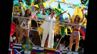 Somos Uno Pitbull Cancion Del Mundial Brasil 2014 - We Are One Ole Ola Song of World Brazil 2014