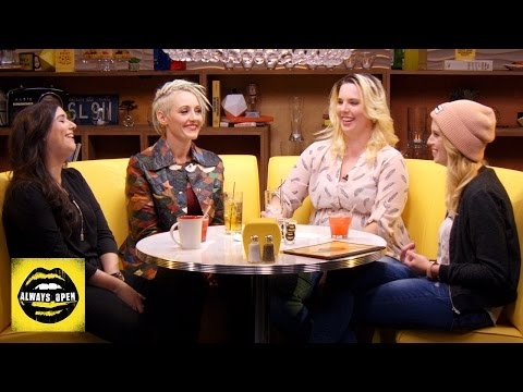 Always Open: Ep. 11 - Your Breasts are Crying for Them | Rooster Teeth