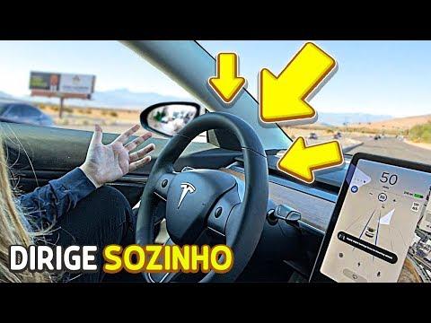 ESSE CARRO DIRIGE SOZINHO?