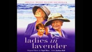 "Ladies in Lavender OST - 13. ""The Girl With the Flaxen Hair"" by Claude Debussy - Violin, Joshua Bell"