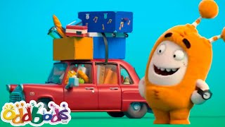 ODDBODS | On The Road Hassle | Cartoons For Children