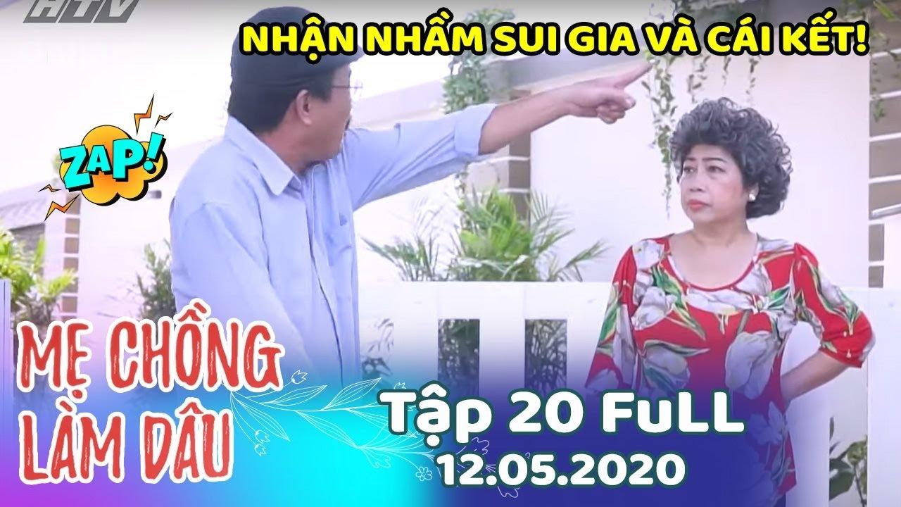 Mẹ Chồng Làm Dâu - Tập 20 Full | Phim Sitcom Mẹ Chồng Con Dâu Việt Nam Hay Nhất 2020 - Phim Hài HTV9