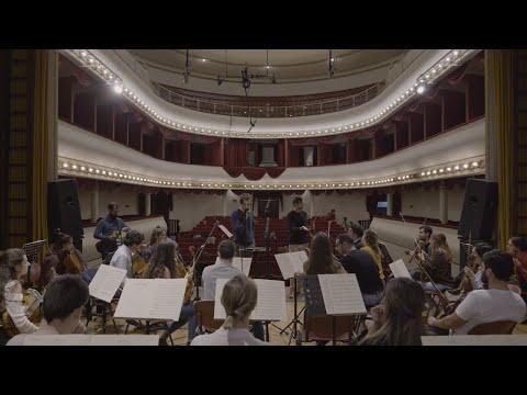 Orquestra Sem Fronteiras: Apresentação
