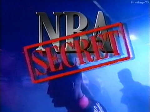 The Secret NBA - The World of Professional Basketball