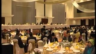 Sultan Palembang - Malam Budaya Malaysia - Indonesia Part 1/2