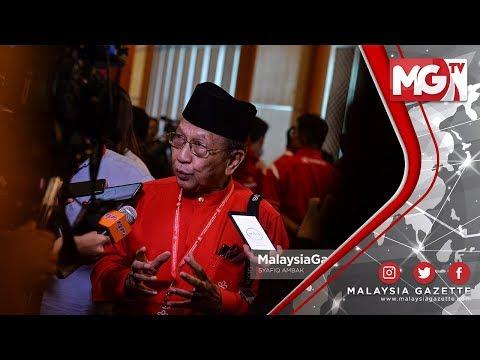 TERKINI : Jaga Perasaan Anwar, Wan Azizah – Rais Yatim