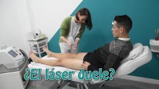 Laser enteras precio piernas depilacion