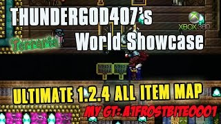 Terraria ps3 all items map download dynamite 298