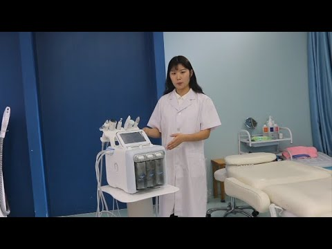 6 in 1 Hydrafacial skin care system