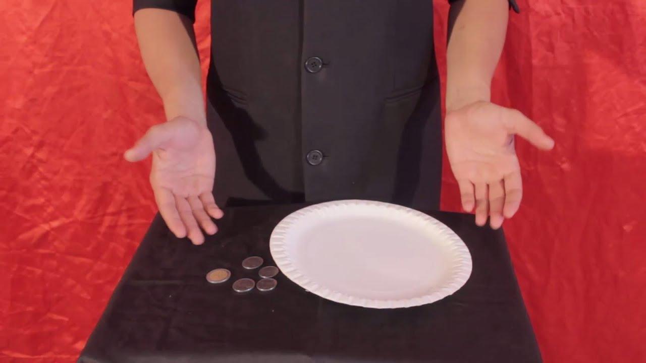 تعلم العاب الخفة # 355 للاطفال . Doubling profits magic trick revealed