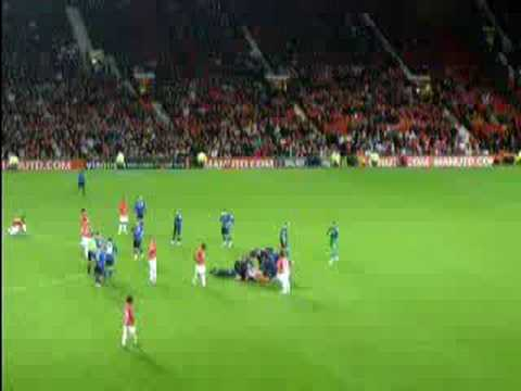 Manchester United Vs. Middlesbough Possebon Injury