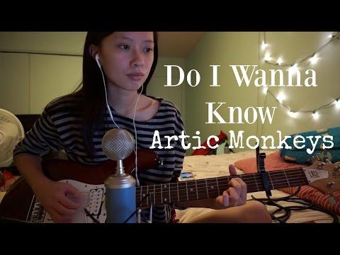 Do I Wanna Know Arctic Monkeys Cover Youtube