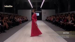 Показ    BOITSIK, Belarus Fashion Week, Весна Лето 2016
