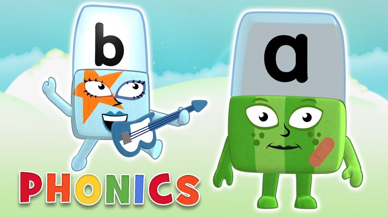 Alphablocks Alphabet Puzzle (Full) | learning | Alphabet ...