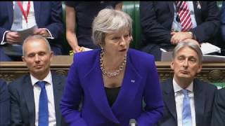 Prime Minister\'s Questions: 4 July 2018