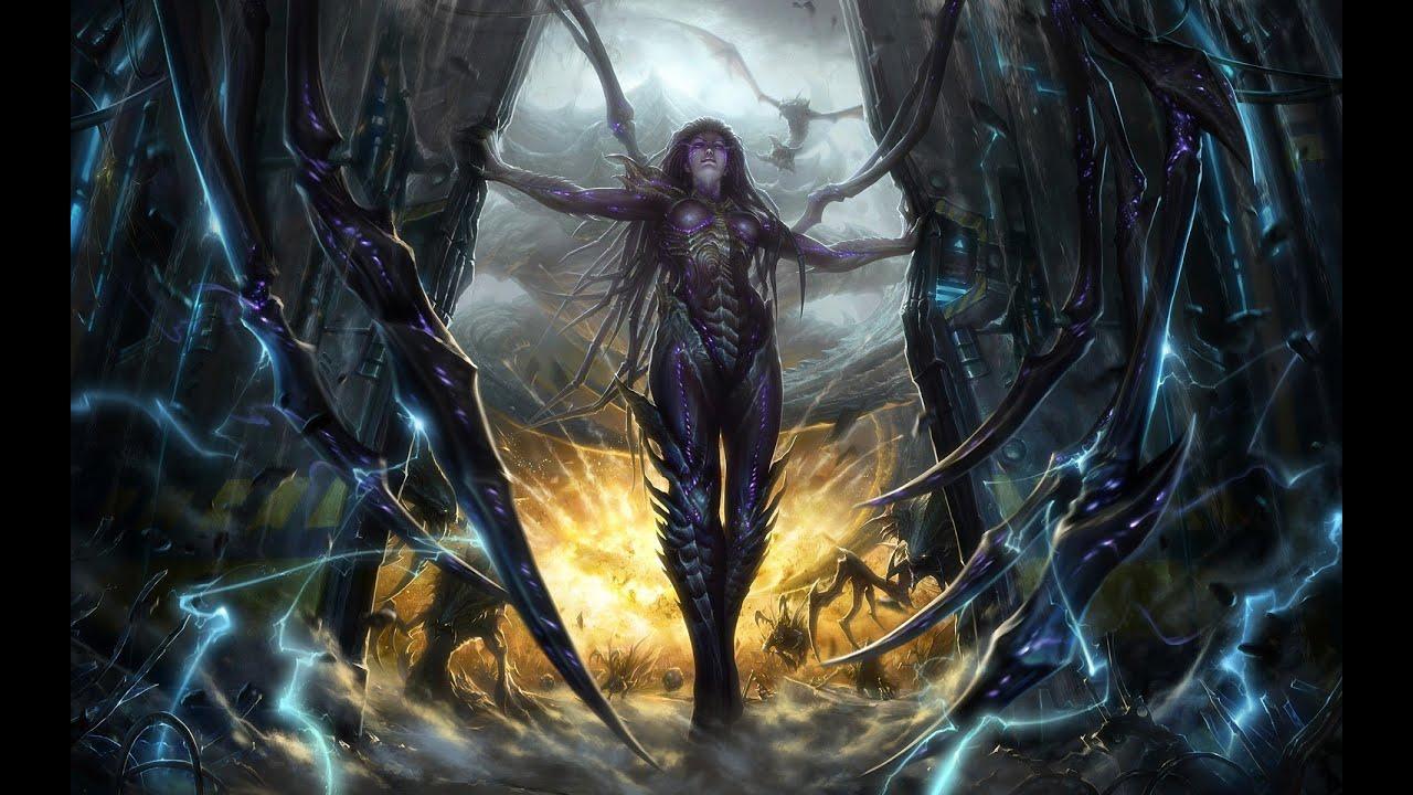StarCraft II: Heart Of The Swarm. PELICULA HD (juego