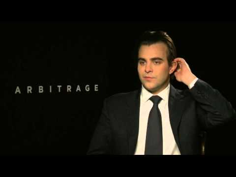Nicholas Jarecki Interview - Arbitrage Mp3