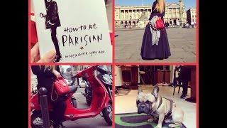 Стиль в Париже. Как одеваются Парижанки? Осень. Redsexydress