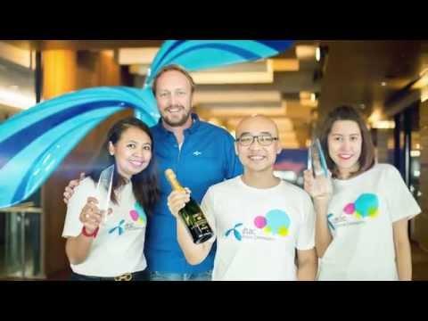 dtac Online Community l ได้รับรางวัล Most Creative Community Promotion or Launch