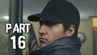 Watch Dogs Gameplay Walkthrough Part 16 - Breakable Things (PS4)