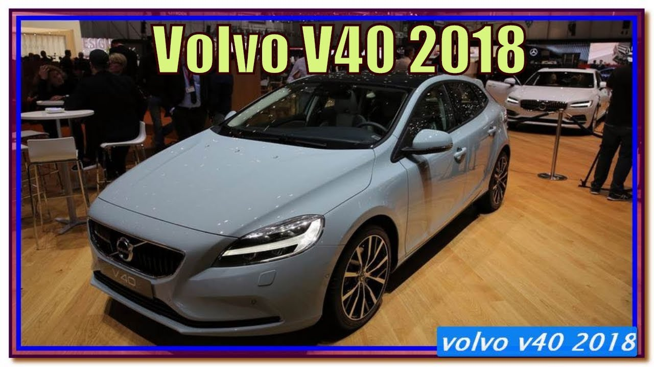 volvo v40 2018 new 2018 volvo v40 cross country d2 versta edition review youtube. Black Bedroom Furniture Sets. Home Design Ideas
