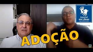 Adoção (1 Jo 3.1-3) | Rev. Orlando Damico #Libras