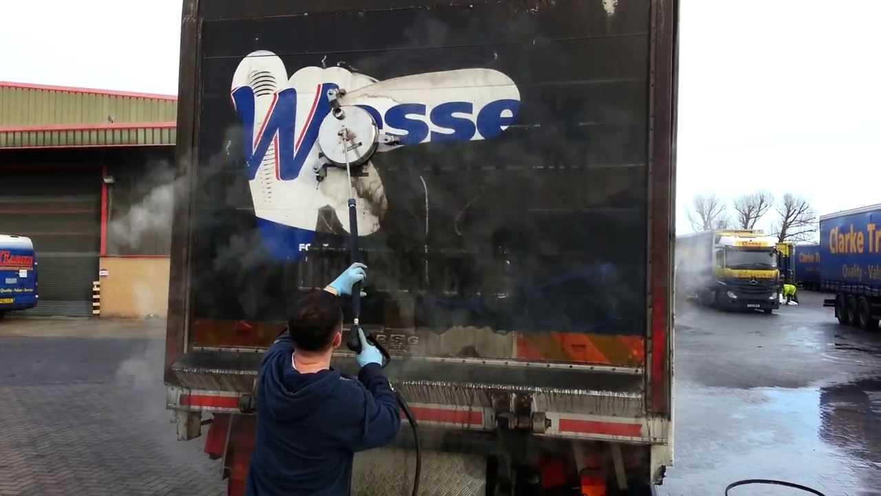truck  u0026 fleet washing