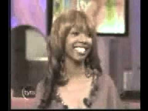 Brandy  on Tyra Banks  2005