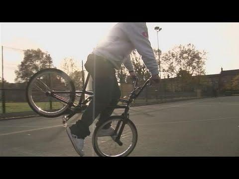 How To Use Stunt Pegs On BMX Tricks