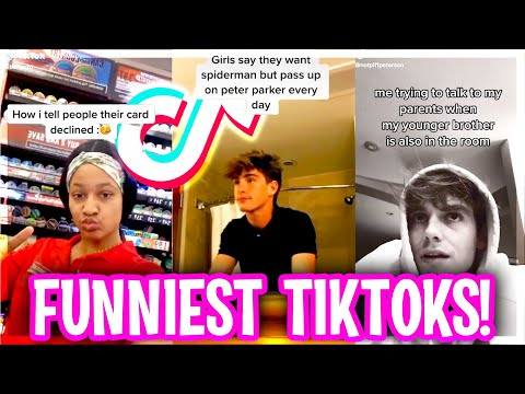 TikToks That Will Make You Laugh !   Funniest TikTok Compilation #1