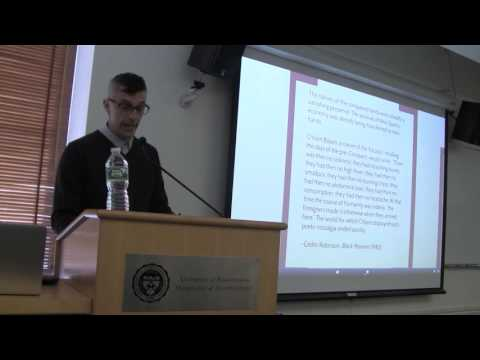 David Kazanjian Penn Anthropology Colloquium