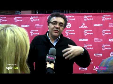 The Pulse Interviews Director Rodrigo Garcia at the Premiere of Last Days in the Desert