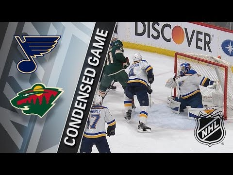 St. Louis Blues vs Minnesota Wild – Feb. 27, 2018 | Game Highlights | NHL 2017/18. Обзор