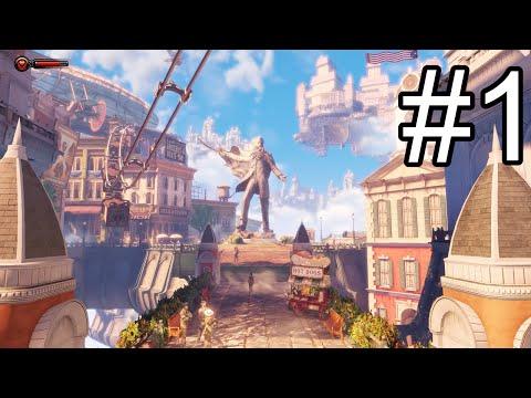 Let's Get Restarted – Episode #1 – Let's Play: BioShock Infinite (blind)