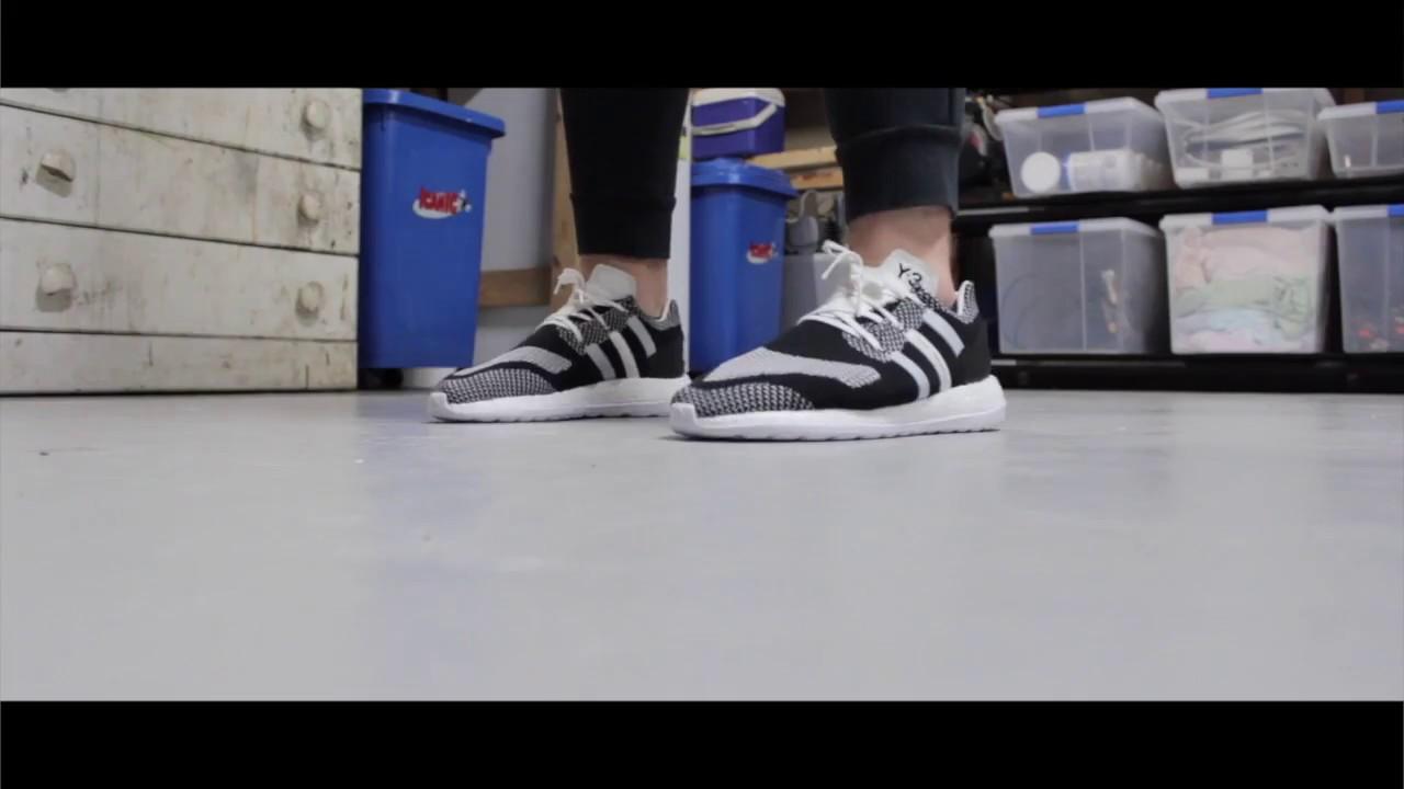 ac1a5f0decd Y3 Pure Boost ZG GOD Batch Showcase - UrbanTees - YouTube