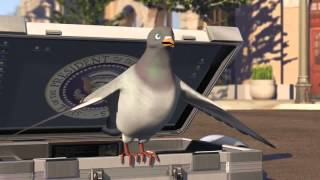 Martell animetion - Pigeon Impossible
