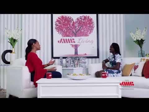 JMMB Living Vlog - Meisha-Gay Mattis, Coach And Personal Trainer. Episode 2