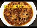 Bangus sa Tausi (Milkfish in Salted Black Bean Sauce) - Today
