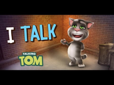 Talking Tom Sings Post Malone - Psycho Ft. Ty Dolla $ign
