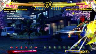 Shadow Labrys: More Command Grab Combos