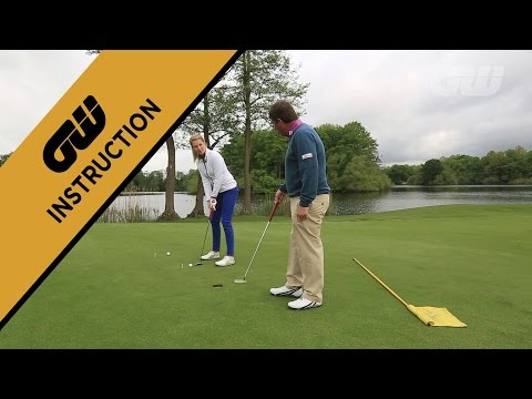 Instruction: Short putting with Simon Holmes and Anna Whiteley