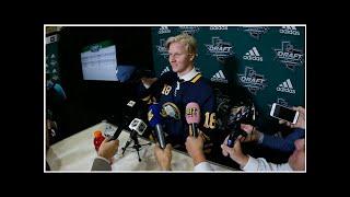 NHL Draft 2018: Buffalo-bound Rasmus Dahlin, family find familiar comforts amid hype